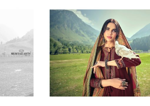 Mumtaz Arts Jamawar Pashmina Salwar Suit Wholesale Catalog 8 Pcs 6 510x360 - Mumtaz Arts Jamawar Pashmina Salwar Suit Wholesale Catalog 8 Pcs