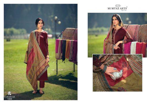 Mumtaz Arts Jamawar Pashmina Salwar Suit Wholesale Catalog 8 Pcs 7 510x360 - Mumtaz Arts Jamawar Pashmina Salwar Suit Wholesale Catalog 8 Pcs
