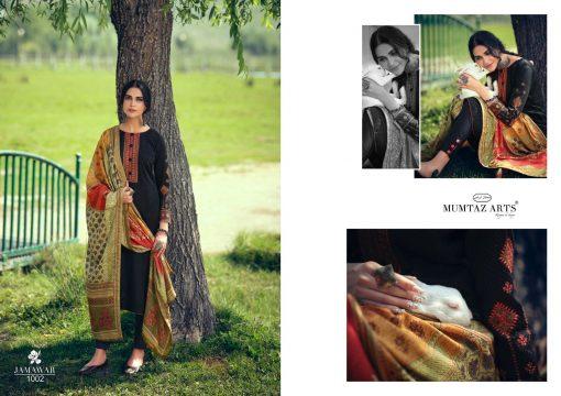 Mumtaz Arts Jamawar Pashmina Salwar Suit Wholesale Catalog 8 Pcs 9 510x360 - Mumtaz Arts Jamawar Pashmina Salwar Suit Wholesale Catalog 8 Pcs
