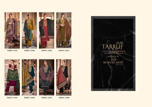 Mumtaz Arts Tarruf Velvet Vol 3 Salwar Suit Wholesale Catalog 8 Pcs 10 510x360 - Mumtaz Arts Tarruf Velvet Vol 3 Salwar Suit Wholesale Catalog 8 Pcs