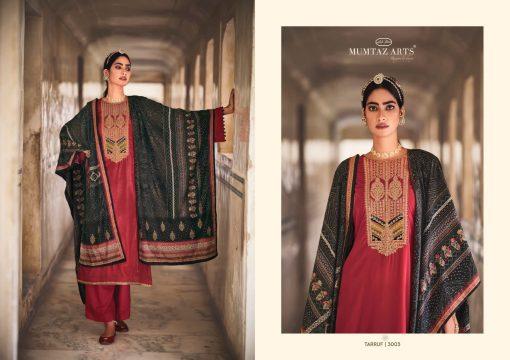 Mumtaz Arts Tarruf Velvet Vol 3 Salwar Suit Wholesale Catalog 8 Pcs 5 510x360 - Mumtaz Arts Tarruf Velvet Vol 3 Salwar Suit Wholesale Catalog 8 Pcs
