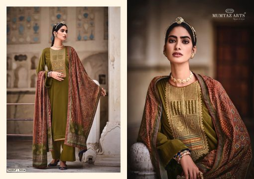 Mumtaz Arts Tarruf Velvet Vol 3 Salwar Suit Wholesale Catalog 8 Pcs 6 510x360 - Mumtaz Arts Tarruf Velvet Vol 3 Salwar Suit Wholesale Catalog 8 Pcs