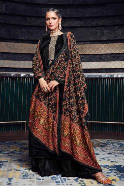 Mumtaz Arts The Velvet Soul Vol 4 Salwar Suit Wholesale Catalog 6 Pcs