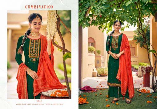 Panch Ratna Meenakari by Kessi Salwar Suit Wholesale Catalog 5 Pcs 2 510x357 - Panch Ratna Meenakari by Kessi Salwar Suit Wholesale Catalog 5 Pcs