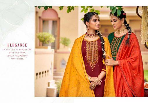 Panch Ratna Meenakari by Kessi Salwar Suit Wholesale Catalog 5 Pcs 6 510x357 - Panch Ratna Meenakari by Kessi Salwar Suit Wholesale Catalog 5 Pcs