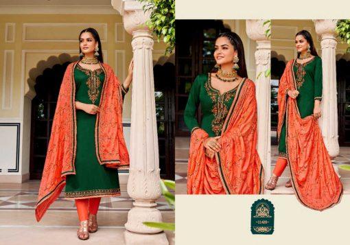 Panch Ratna Odhani by Kessi Salwar Suit Wholesale Catalog 5 Pcs 1 510x357 - Panch Ratna Odhani by Kessi Salwar Suit Wholesale Catalog 5 Pcs