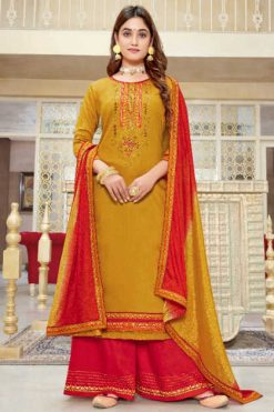 Panch Ratna Poshak by Kessi Salwar Suit Wholesale Catalog 5 Pcs
