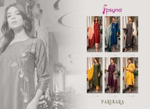 Psyna Parisara Kurti with Dupatta Bottom Wholesale Catalog 6 Pcs 10 510x370 - Psyna Parisara Kurti with Dupatta Bottom Wholesale Catalog 6 Pcs
