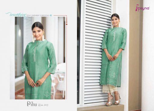 Psyna Pihu Vol 2 Kurti with Pant Wholesale Catalog 6 Pcs 3 510x370 - Psyna Pihu Vol 2 Kurti with Pant Wholesale Catalog 6 Pcs
