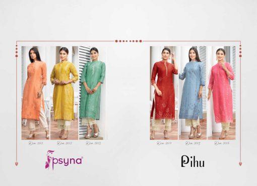 Psyna Pihu Vol 2 Kurti with Pant Wholesale Catalog 6 Pcs 9 510x370 - Psyna Pihu Vol 2 Kurti with Pant Wholesale Catalog 6 Pcs