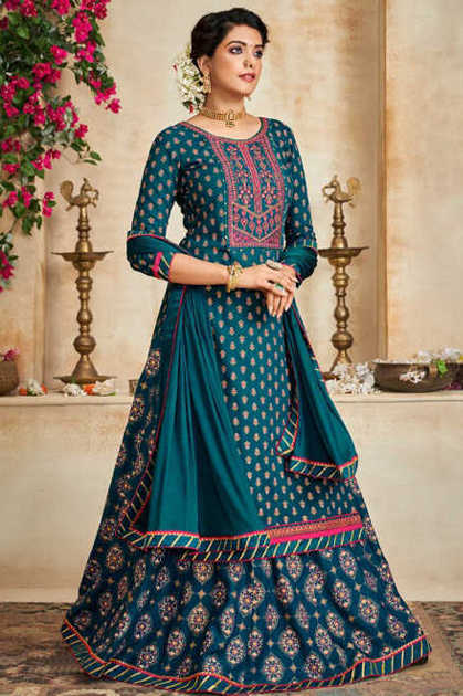 Rangoon Natraj Vol 5 by Kessi Readymade Salwar Suit Wholesale Catalog 4 Pcs