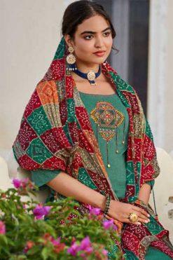 Rangoon Ramjat by Kessi Readymade Salwar Suit Wholesale Catalog 8 Pcs