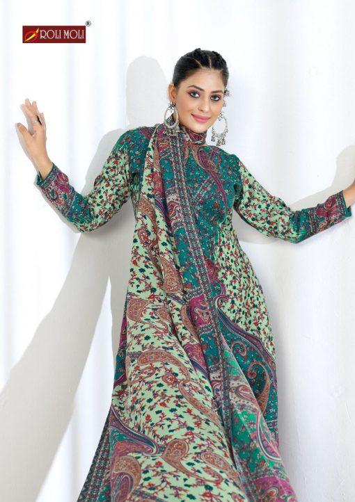 Roli Moli Elite Pashmina Salwar Suit Wholesale Catalog 8 Pcs 14 510x722 - Roli Moli Elite Pashmina Salwar Suit Wholesale Catalog 8 Pcs