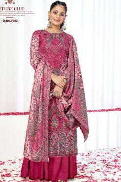 Roli Moli Elite Pashmina Salwar Suit Wholesale Catalog 8 Pcs