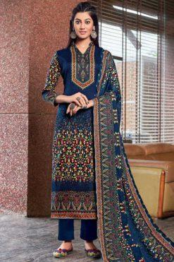 Roli Moli Kalki Vol 3 Pashmina Salwar Suit Wholesale Catalog 8 Pcs