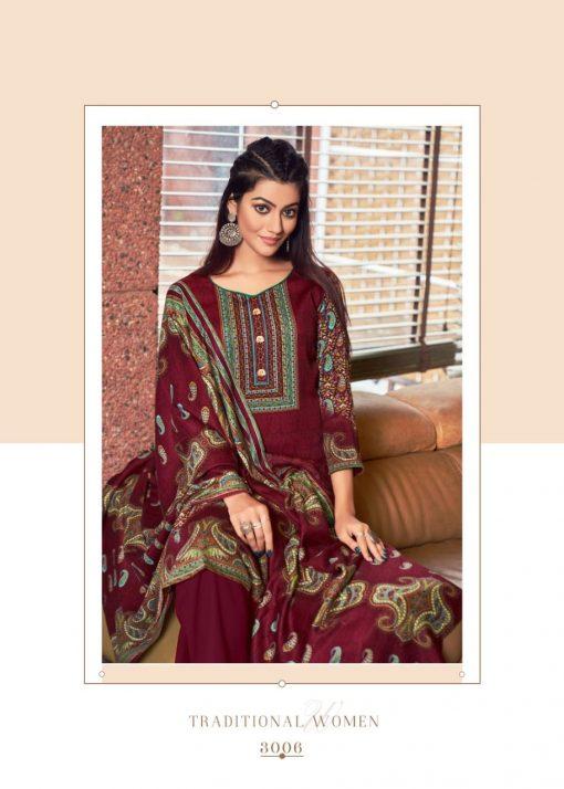 Roli Moli Kalki Vol 3 Pashmina Salwar Suit Wholesale Catalog 8 Pcs 7 510x714 - Roli Moli Kalki Vol 3 Pashmina Salwar Suit Wholesale Catalog 8 Pcs