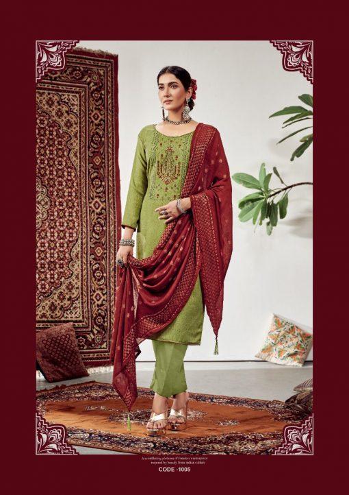 Roli Moli Lahja Pashmina Salwar Suit Wholesale Catalog 6 Pcs 10 510x722 - Roli Moli Lahja Pashmina Salwar Suit Wholesale Catalog 6 Pcs