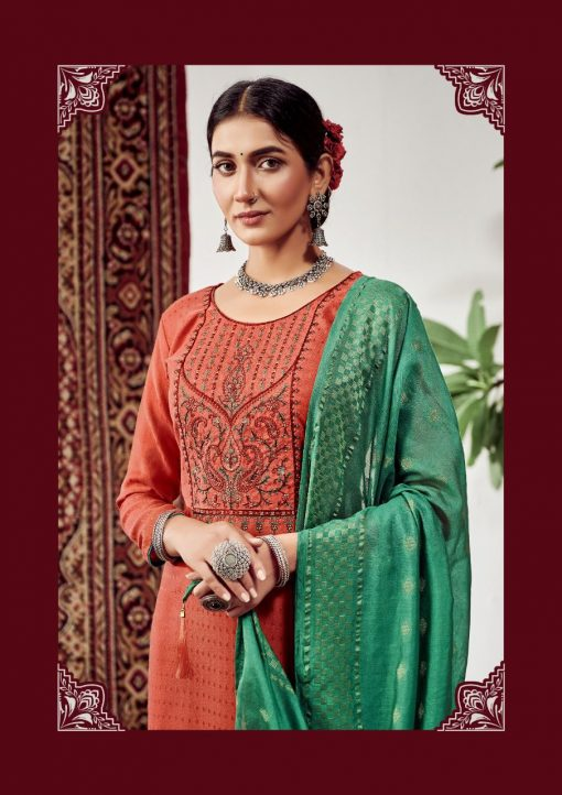Roli Moli Lahja Pashmina Salwar Suit Wholesale Catalog 6 Pcs 2 510x722 - Roli Moli Lahja Pashmina Salwar Suit Wholesale Catalog 6 Pcs