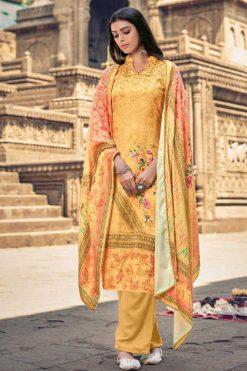 Roli Moli Shazia Pashmina Salwar Suit Wholesale Catalog 8 Pcs