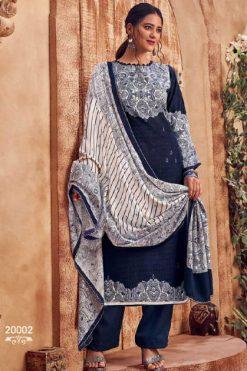 Roli Moli Shehnaz Pashmina Salwar Suit Wholesale Catalog 8 Pcs
