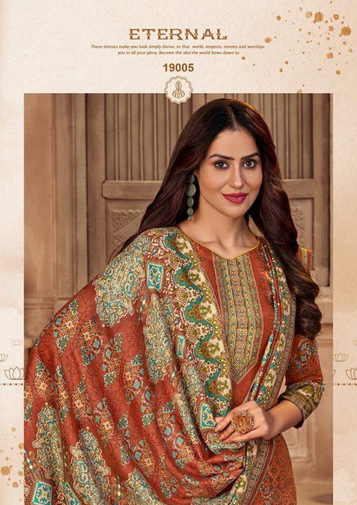 Roli Moli Zaara Vol 2 Pashmina Salwar Suit Wholesale Catalog 8 Pcs 11 510x721 - Roli Moli Zaara Vol 2 Pashmina Salwar Suit Wholesale Catalog 8 Pcs