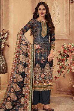 Roli Moli Zaara Vol 2 Pashmina Salwar Suit Wholesale Catalog 8 Pcs