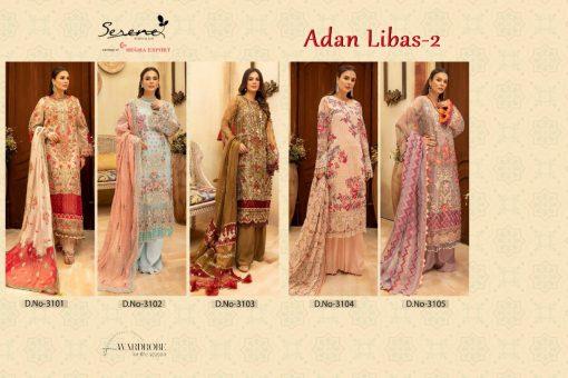 Serene Adan Libas Vol 2 Salwar Suit Wholesale Catalog 5 Pcs 7 510x340 - Serene Adan Libas Vol 2 Salwar Suit Wholesale Catalog 5 Pcs