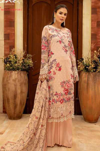 Serene Adan Libas Vol 2 Salwar Suit Wholesale Catalog 5 Pcs