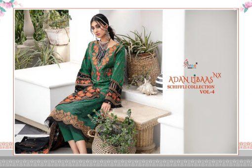 Shree Fabs Adan Libaas Schiffli Collection Vol 4 NX Salwar Suit Wholesale Catalog 3 Pcs 6 510x340 - Shree Fabs Adan Libaas Schiffli Collection Vol 4 NX Salwar Suit Wholesale Catalog 3 Pcs