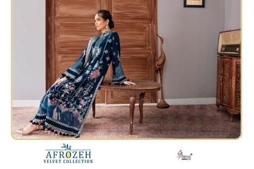 Shree Fabs Afrozeh Velvet Pashmina Collection Salwar Suit Wholesale Catalog 5 Pcs 1 510x340 - Shree Fabs Afrozeh Velvet Pashmina Collection Salwar Suit Wholesale Catalog 5 Pcs