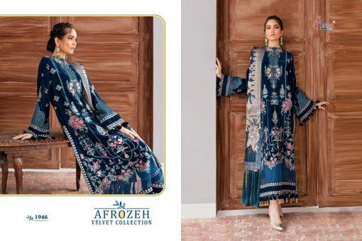 Shree Fabs Afrozeh Velvet Pashmina Collection Salwar Suit Wholesale Catalog 5 Pcs 2 510x340 - Shree Fabs Afrozeh Velvet Pashmina Collection Salwar Suit Wholesale Catalog 5 Pcs