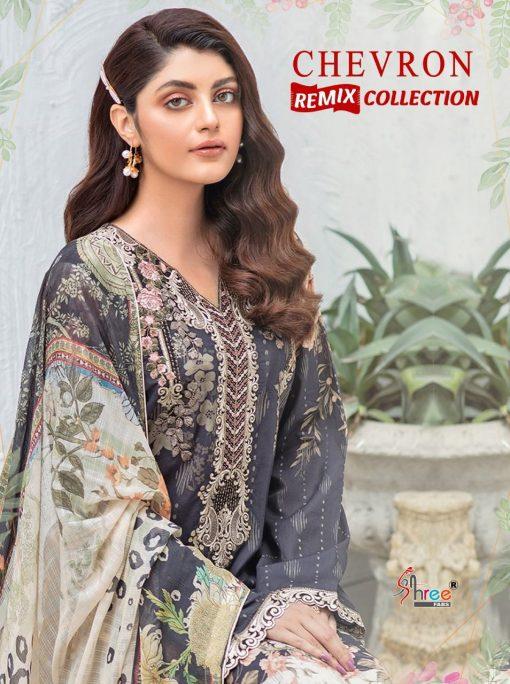 Shree Fabs Chevron Remix Collection Salwar Suit Wholesale Catalog 8 Pcs 1 510x684 - Shree Fabs Chevron Remix Collection Salwar Suit Wholesale Catalog 8 Pcs