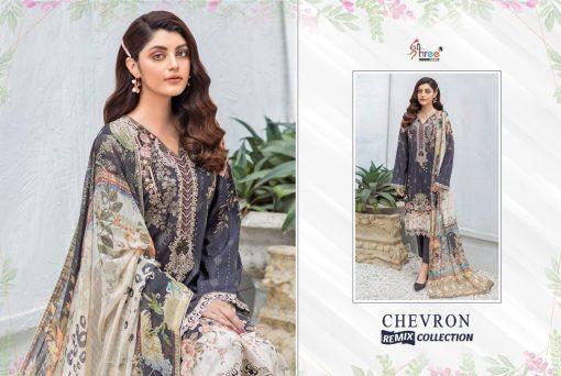 Shree Fabs Chevron Remix Collection Salwar Suit Wholesale Catalog 8 Pcs 13 510x342 - Shree Fabs Chevron Remix Collection Salwar Suit Wholesale Catalog 8 Pcs