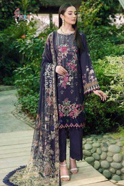 Shree Fabs Chevron Remix Collection Salwar Suit Wholesale Catalog 8 Pcs