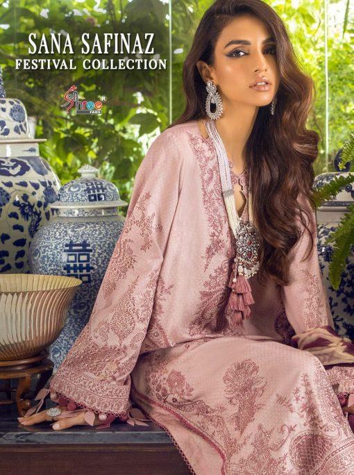 Shree Fabs Sana Safinaz Festival Collection Salwar Suit Wholesale Catalog 8 Pcs 1 510x684 - Shree Fabs Sana Safinaz Festival Collection Salwar Suit Wholesale Catalog 8 Pcs