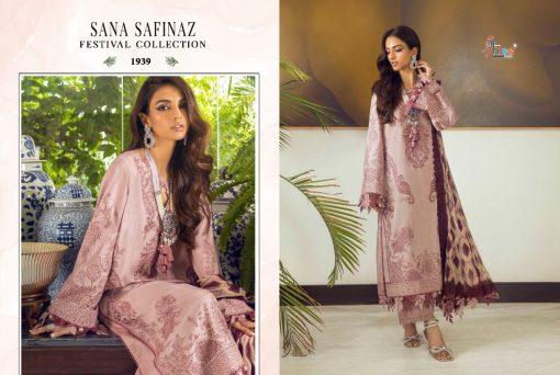 Shree Fabs Sana Safinaz Festival Collection Salwar Suit Wholesale Catalog 8 Pcs 11 510x342 - Shree Fabs Sana Safinaz Festival Collection Salwar Suit Wholesale Catalog 8 Pcs