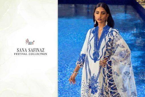 Shree Fabs Sana Safinaz Festival Collection Salwar Suit Wholesale Catalog 8 Pcs 13 510x342 - Shree Fabs Sana Safinaz Festival Collection Salwar Suit Wholesale Catalog 8 Pcs