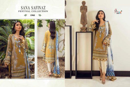 Shree Fabs Sana Safinaz Festival Collection Salwar Suit Wholesale Catalog 8 Pcs 14 510x342 - Shree Fabs Sana Safinaz Festival Collection Salwar Suit Wholesale Catalog 8 Pcs