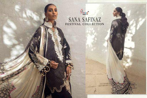 Shree Fabs Sana Safinaz Festival Collection Salwar Suit Wholesale Catalog 8 Pcs 16 510x342 - Shree Fabs Sana Safinaz Festival Collection Salwar Suit Wholesale Catalog 8 Pcs