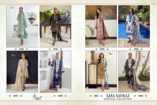 Shree Fabs Sana Safinaz Festival Collection Salwar Suit Wholesale Catalog 8 Pcs 18 510x342 - Shree Fabs Sana Safinaz Festival Collection Salwar Suit Wholesale Catalog 8 Pcs