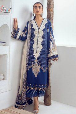 Shree Fabs Sana Safinaz Festival Collection Salwar Suit Wholesale Catalog 8 Pcs