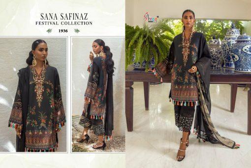 Shree Fabs Sana Safinaz Festival Collection Salwar Suit Wholesale Catalog 8 Pcs 3 510x342 - Shree Fabs Sana Safinaz Festival Collection Salwar Suit Wholesale Catalog 8 Pcs