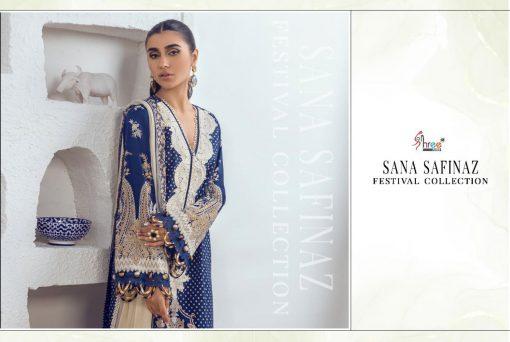Shree Fabs Sana Safinaz Festival Collection Salwar Suit Wholesale Catalog 8 Pcs 7 510x342 - Shree Fabs Sana Safinaz Festival Collection Salwar Suit Wholesale Catalog 8 Pcs