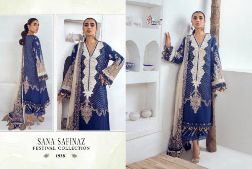 Shree Fabs Sana Safinaz Festival Collection Salwar Suit Wholesale Catalog 8 Pcs 8 510x342 - Shree Fabs Sana Safinaz Festival Collection Salwar Suit Wholesale Catalog 8 Pcs