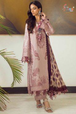 Shree Fabs Sana Safinaz Winter Collection Vol 2 Pashmina Salwar Suit Wholesale Catalog 8 Pcs