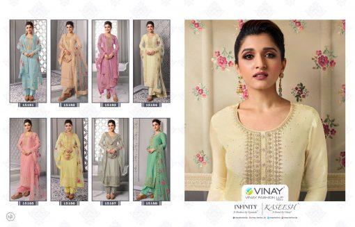 Vinay Kaseesh Infinity Salwar Suit Wholesale Catalog 8 Pcs 13 510x327 - Vinay Kaseesh Infinity Salwar Suit Wholesale Catalog 8 Pcs