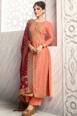 Vinay Kaseesh Zardosi Vol 2 Salwar Suit Wholesale Catalog 6 Pcs